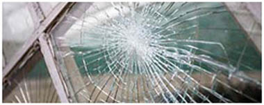 Dulwich Smashed Glass